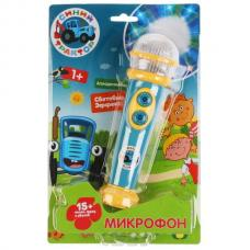 Микрофон Синий трактор (15 песенок) фото