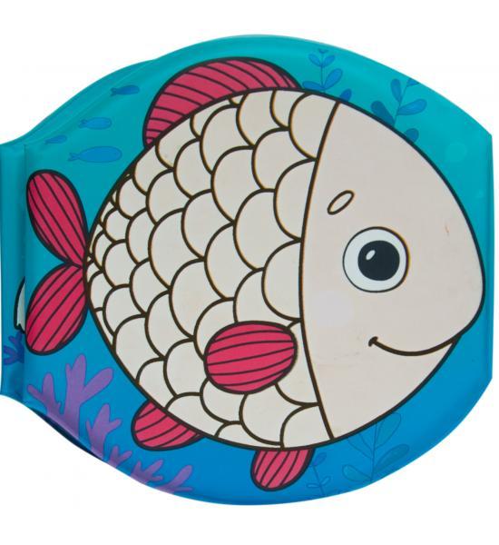 Купить книгу «Многоразовая раскраска-гармошка. Рыбка» в ...