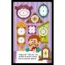 Асборн - карточки. 100 увлекательных игр для путешествий