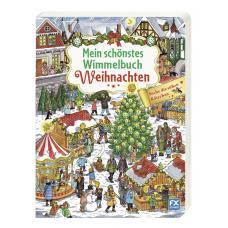 Mein schönstes Wimmelbuch Weihnachten (Ярмарка) фото