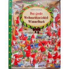 Das grobe Weihnachtswichtel-Wimmelbuch (Гномики) фото