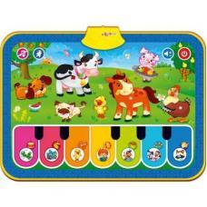 Веселая ферма (Музыкальный коврик) фото