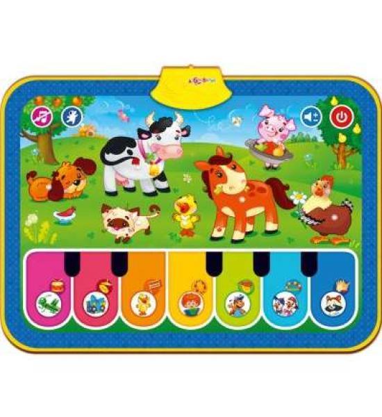 Веселая ферма (Музыкальный коврик)
