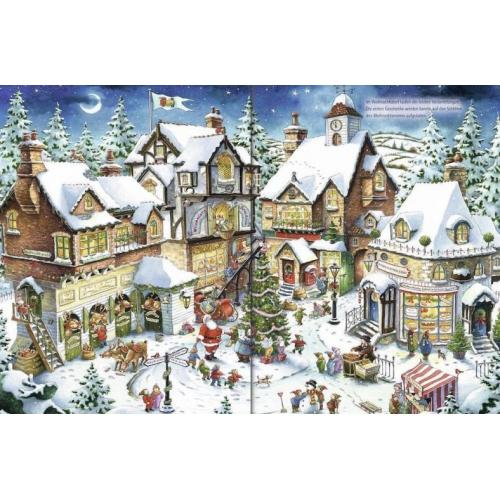 Wimmelbuch Weihnachten.Mein Schönstes Wimmelbuch Weihnachten ярмарка