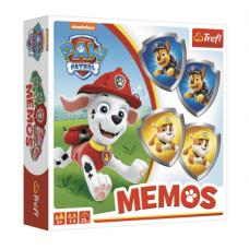 Настольная игра Мемос. Щенячий патруль фото